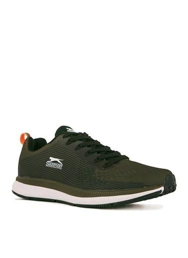 Slazenger Slazenger WANDAL Koşu & Yürüyüş Erkek Ayakkabı Haki Haki